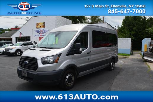 2017 Ford Transit 350 Wagon Med. Roof XLT w/Sliding Pass. 148-in. WB Ulster County NY