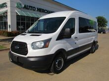 2017_Ford_Transit_350 Wagon Med. Roof XLT w/Sliding Pass. 148-in. WB_ Plano TX