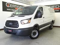 Ford Transit Cargo Van 250 Cargo Van Low Roof Rear Camera Leather Seats Aux Input Power Locks Powe 2017
