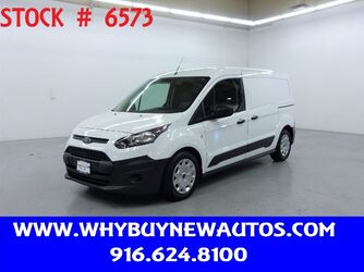 Ford Transit Connect ~ Dual Sliding Side Doors ~ Only 50K Miles! 2017