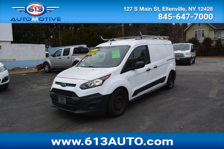 2017 Ford Transit Connect Cargo Van XL LWB w/Rear 180 Degree Door Ulster County NY