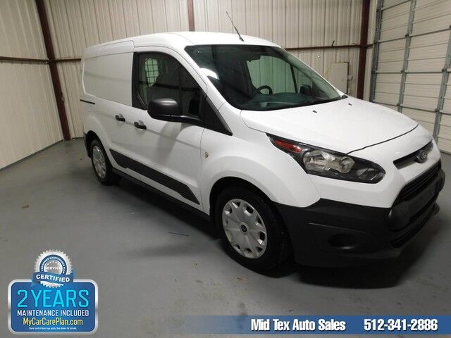 2017 Ford Transit Connect Van XL Austin TX