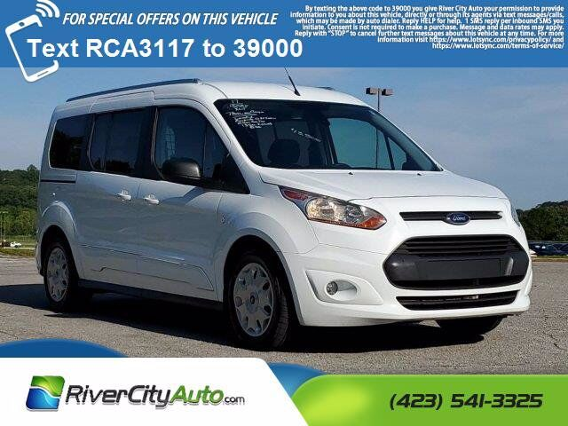2017 Ford Transit Connect Wagon XLT Chattanooga TN