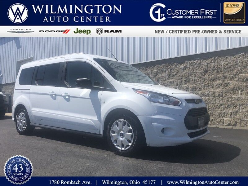 2017 Ford Transit Connect Wagon XLT Wilmington OH