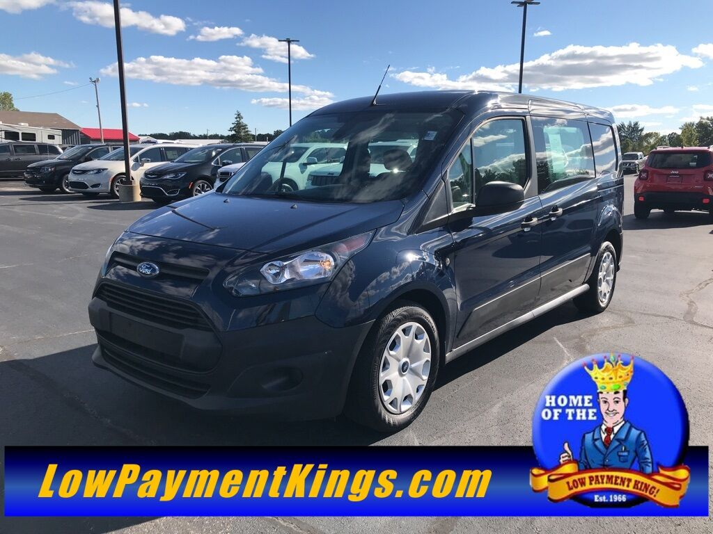 2017 Ford Transit Connect XL Shelby OH