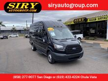 2017_Ford_Transit T350 HD_15 Passenger High Roof_ San Diego CA