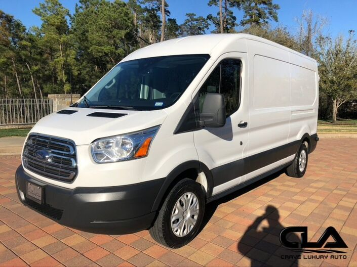 2017 Ford Transit Van  The Woodlands TX