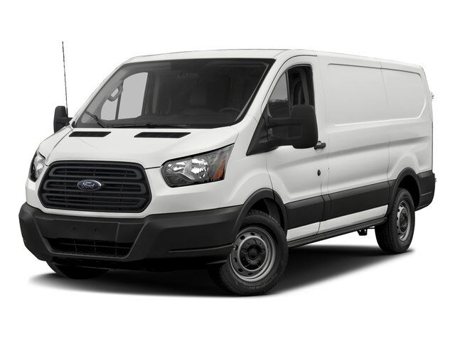 2017 Ford Transit Van LOW ROOF W/60/40 RWB