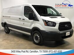 2017_Ford_Transit Van_T-150 LOW ROOF SLIDE REAR CAMERA AUTOMATIC LEATHER SEATS_ Carrollton TX