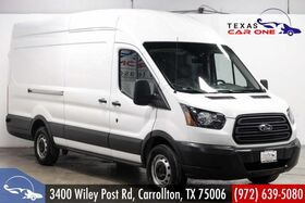2017_Ford_Transit Van_T-250 EL HIGH ROOF SLIDE AUTOMATIC LEATHER SEATS REAR CAMERA_ Carrollton TX