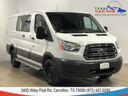 2017_Ford_Transit Van_T-250 VAN LOW ROOF 60/40 REAR CAMERA CRUISE CONTROL_ Carrollton TX
