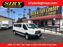2017_Ford_Transit Wagon_15 Passenger XLT_ San Diego CA