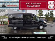 2017 Ford Transit Wagon 350 XLT 15 Pass Medium Roof Oceanside CA