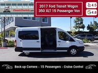 2017 Ford Transit Wagon 350 XLT Medium Roof 15 Pass Van Oceanside CA