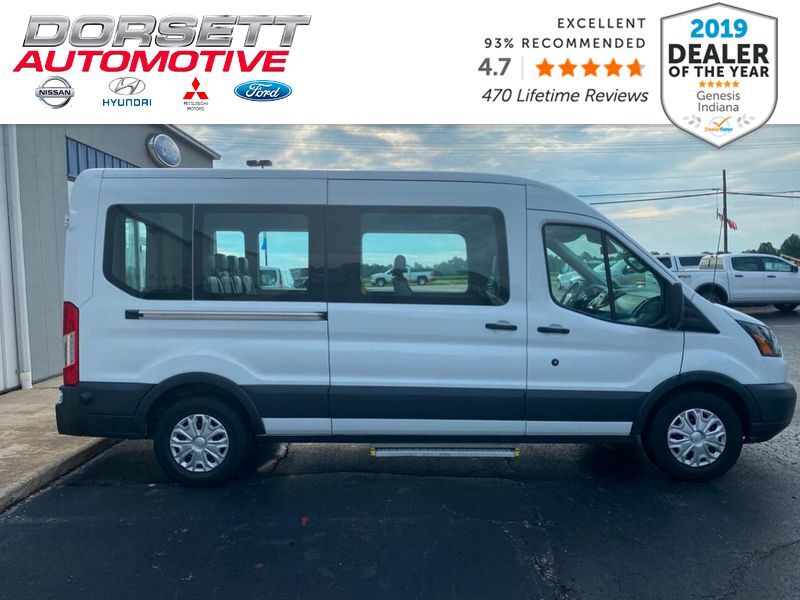 2017 Ford Transit Wagon XL Marshall IL