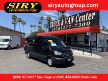 2017_Ford_Transit Wagon_XLT 15 Passenger Mid Roof_ San Diego CA