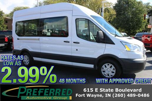 2017 Ford Transit Wagon XLT Fort Wayne Auburn and Kendallville IN