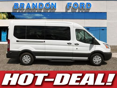 2017 Ford Transit Wagon XLT Tampa FL