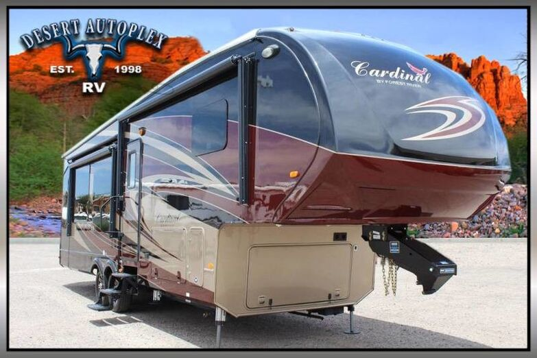 2017 Forest River Cardinal 3250 Triple Slide 5th Wheel RV Mesa AZ