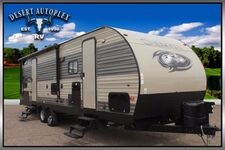 2017 Forest River Cherokee 264CK Single Slide Travel Trailer