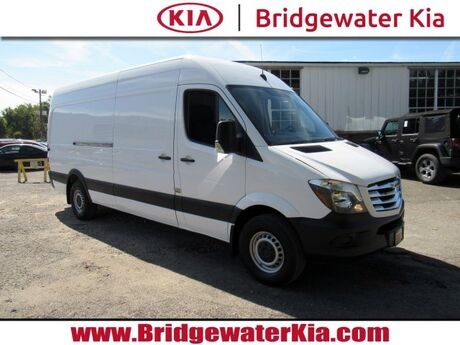 2017 Freightliner Sprinter 2500 High Roof Extended Cargo Van, Bridgewater NJ