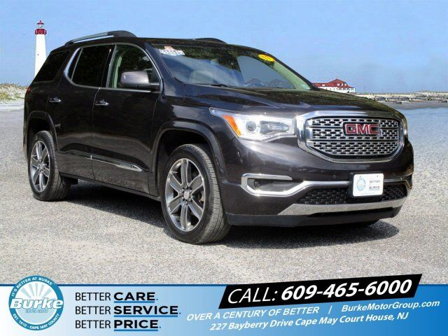 2017 GMC Acadia Denali South Jersey NJ