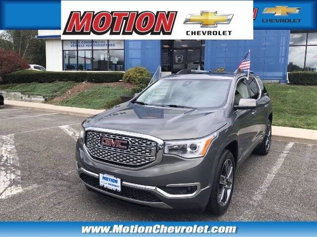 2017 GMC Acadia Denali Hackettstown NJ