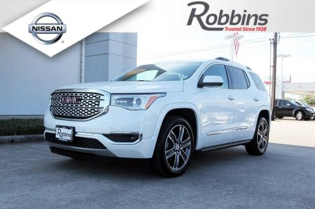 2017 GMC Acadia Denali Houston TX