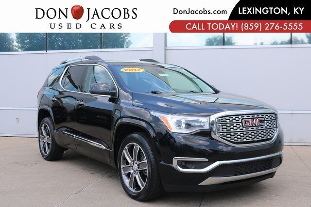 2017 GMC Acadia Denali Lexington KY