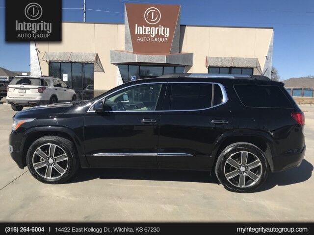 2017 GMC Acadia Denali Wichita KS