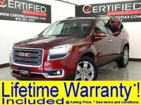 GMC Acadia LIMITED AWD BLIND SPOT MONITOR LANE ASSIST HEADS UP DISPLAY COLLISION ALERT 2017