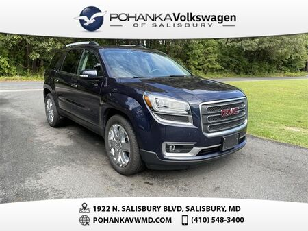 2017_GMC_Acadia_Limited ** Captains Chairs **_ Salisbury MD