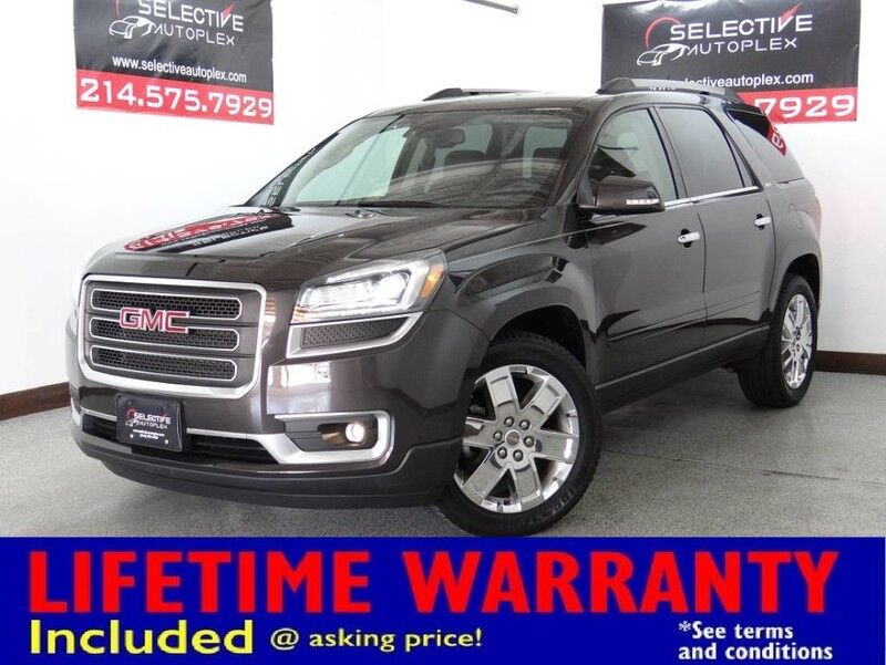 2017 GMC Acadia Limited FWD, NAV, HEADS UP DISPLAY, REMOTE START