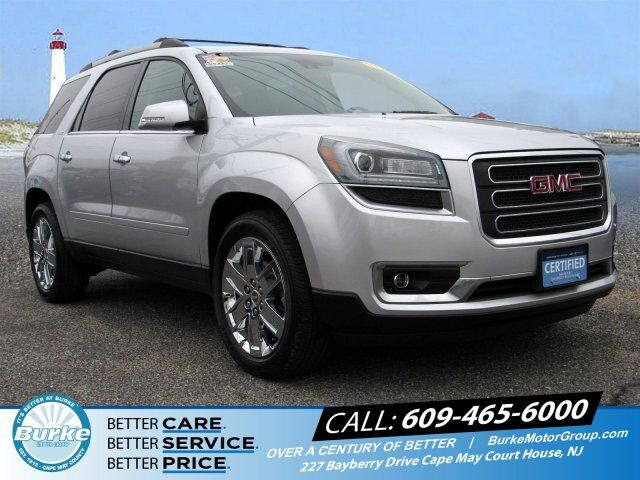 2017 GMC Acadia Limited Limited South Jersey NJ