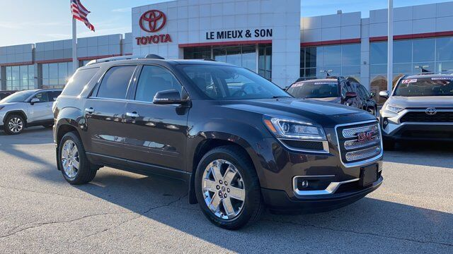2017 GMC Acadia Limited Limited Green Bay WI