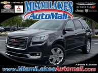 2017 GMC Acadia Limited Limited Miami Lakes FL