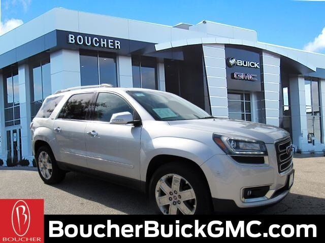 used 2017 gmc acadia limited limited in waukesha wi boucher auto group