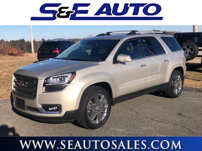 2017 GMC Acadia Limited Limited Weymouth MA