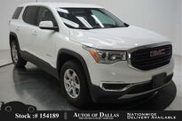 GMC Acadia SLE-1 BACK-UP CAMERA,17IN WHLS,3RD ROW STS 2017