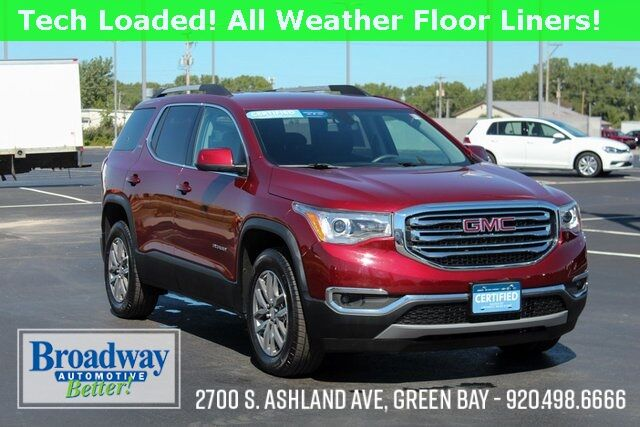 2017 GMC Acadia SLE-2 Green Bay WI