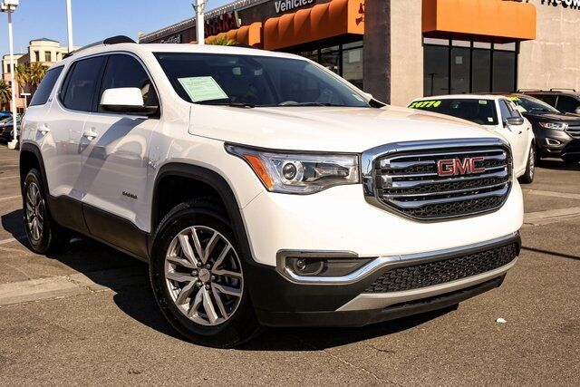 Used 2017 Gmc Acadia Sle 2 In Las Vegas Nv