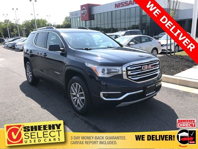 2017 GMC Acadia SLE-2 White Marsh MD