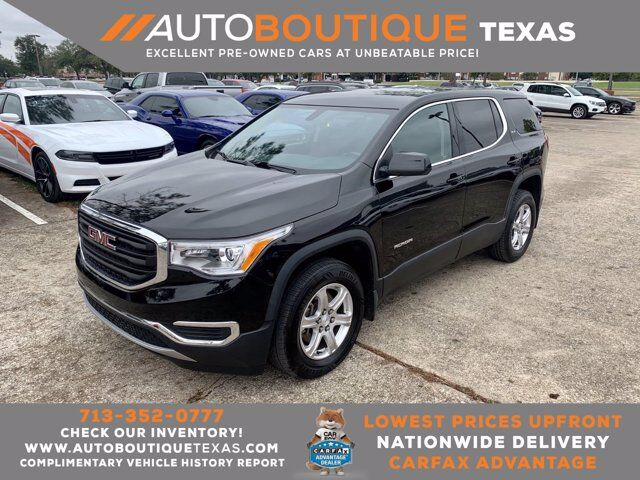 2017 GMC Acadia SLE Houston TX