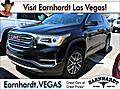 2017 GMC Acadia SLE Las Vegas NV