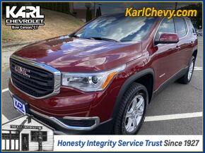 2017_GMC_Acadia_SLE_ New Canaan CT