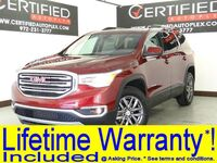 GMC Acadia SLT 2ND ROW CAPTAIN CHAIRS BLIND SPOT ASSIST LANE ASSIST REAR CAMERA REAR P 2017