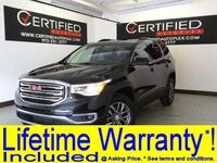 GMC Acadia SLT 2ND ROW CAPTAIN CHAIRS BLIND SPOT ASSIST REAR CAMERA REAR PARKING AID A 2017