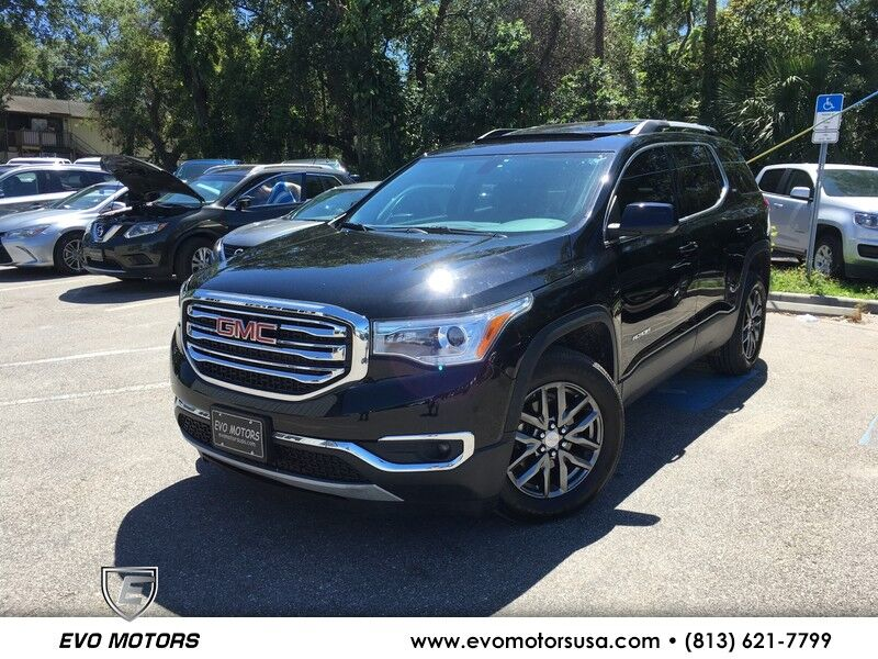 2017 GMC Acadia SLT AWD W/ PANORAMIC ROOF Seffner FL