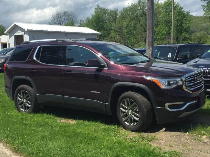 2017 GMC Acadia SLT Rock City NY