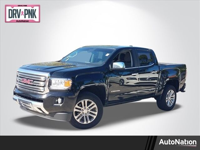 2017 GMC Canyon 2WD SLT Pompano Beach FL